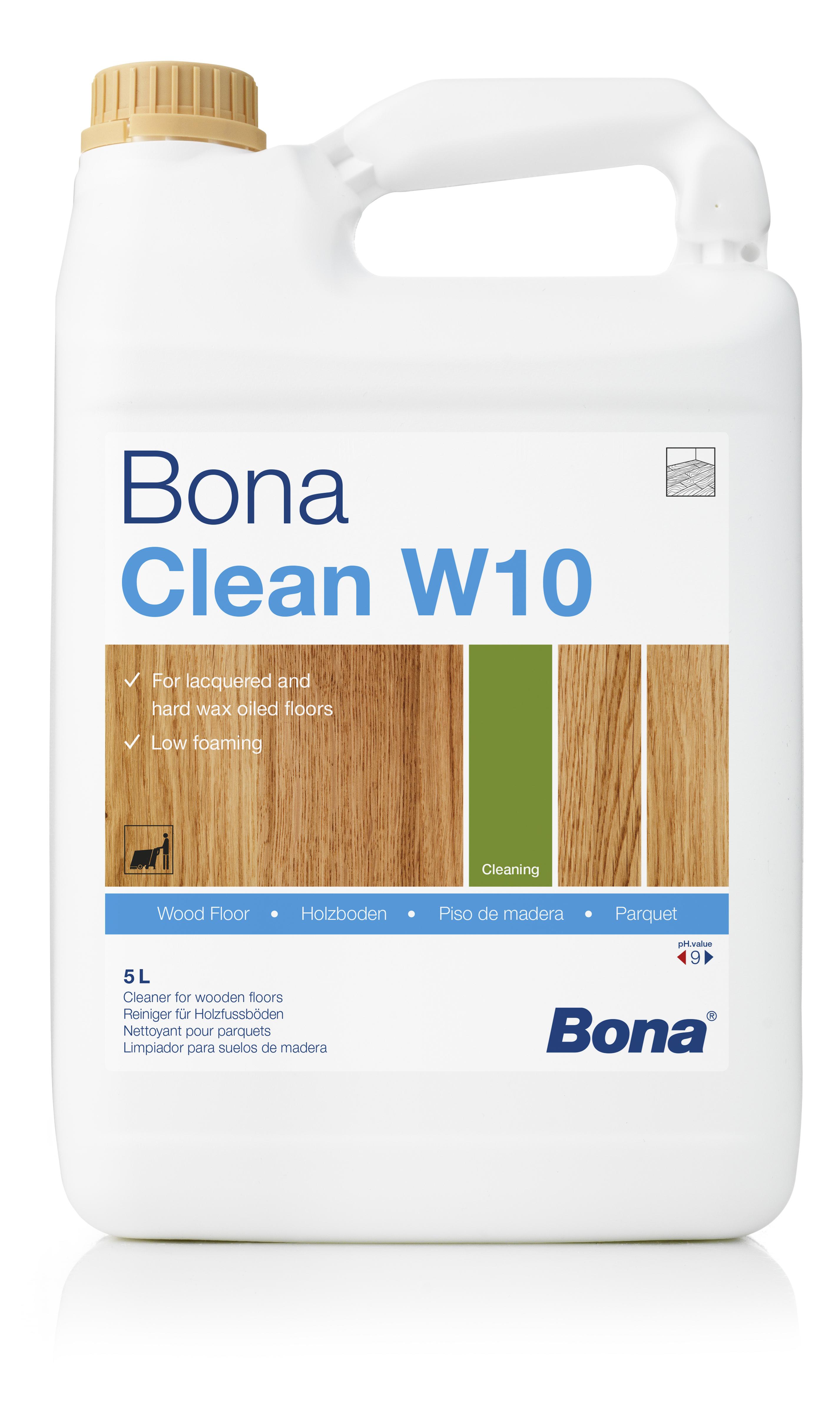 Bona Clean W10